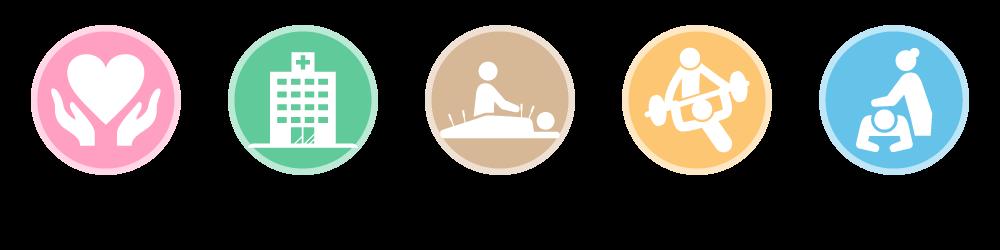 巣鴨総合治療院・整骨院 | 診療案内